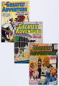 Silver Age (1956-1969):Adventure, My Greatest Adventure Group of 28 (DC, 1956-63) Condition: Average VG+.... (Total: 28 Comic Books)
