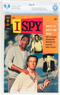 Silver Age (1956-1969):Adventure, I Spy #2 (Gold Key, 1967) CBCS NM/MT 9.8 White pages....