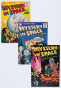 Golden Age (1938-1955):Science Fiction, Mystery in Space Group of 12 (DC, 1955-58) Condition: Average VG.... (Total: 12 Comic Books)