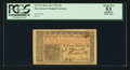 Colonial Notes:New Jersey, New Jersey March 25, 1776 12s PCGS Apparent About New 53.. ...