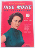 Golden Age (1938-1955):Non-Fiction, True Movie and Television #1 (Toby Publishing, 1950) Condition: FN....