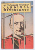 Golden Age (1938-1955):Religious, Cardinal Mindszenty #nn (Catechetical Guild, 1949) Condition:FN....