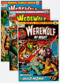 Bronze Age (1970-1979):Horror, Werewolf by Night Group (Marvel, 1972-75) Condition: AverageVF-.... (Total: 30 Comic Books)