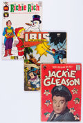 Golden Age (1938-1955):Miscellaneous, Comic Books - Assorted Golden Age Comics Group of 6 (Various Publishers, 1950s) Condition: Average GD.... (Total: 6 Comic Books)