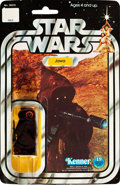"Movie Posters:Science Fiction, Star Wars (Kenner, 1978). Action Figure (1.25"" X 2.5"") on Card (6"" X 9"") ""Jawa"" Cloth Cape Style.. ..."