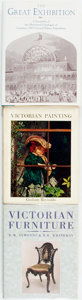 Books:Art & Architecture, [Victoriana]. Group of Three Art Books. Various publishers and dates.... (Total: 3 Items)