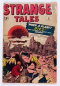 Silver Age (1956-1969):Horror, Strange Tales #97 (Marvel, 1962) Condition: Apparent GD....