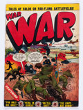 Golden Age (1938-1955):War, War Comics #1 (Atlas, 1950) Condition: FN....