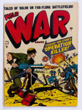 Golden Age (1938-1955):War, War Comics #5 (Atlas, 1951) Condition: VG....
