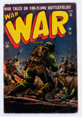 Golden Age (1938-1955):War, War Comics #10 (Atlas, 1952) Condition: VG....