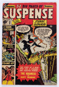 Golden Age (1938-1955):Horror, Suspense #6 (Atlas, 1951) Condition: VG....