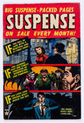 Golden Age (1938-1955):Crime, Suspense #27 (Atlas, 1953) Condition: VG+....