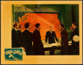 "Movie Posters:Drama, China Clipper (Warner Brothers, 1936). Lobby Card (11"" X 14"").. ..."