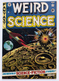 Golden Age (1938-1955):Science Fiction, Weird Science #11 Signed by Bill Gaines (EC, 1952) Condition:Apparent FN-....