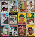 Baseball Cards:Lots, 1954-80 Bowman/Topps Baseball Collection (600+) With Stars andHoFers....