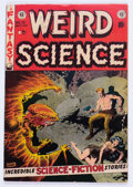 Golden Age (1938-1955):Science Fiction, Weird Science #21 (EC, 1953) Condition: Apparent VG/FN....