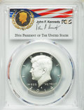 Kennedy Half Dollars, 2014-S 50C Silver, Enhanced Finish, 50th Anniversary Set, FirstStrike, MS70 Prooflike PCGS. PCGS Population (1189). NGC Ce...
