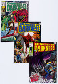 Silver Age (1956-1969):Horror, Chamber of Darkness #1-8 Complete Series Group of 24 (Marvel,1969-72) Condition: Average FN+.... (Total: 24 Comic Books)