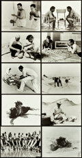 "Movie Posters:Academy Award Winners, Lawrence of Arabia (Columbia, 1962). Photos (70) (7.5"" X 9.5"").. ... (Total: 70 Items)"