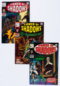 Silver Age (1956-1969):Horror, Tower of Shadows #1-9 Complete Series Group of 26 (Marvel, 1969-71)Condition: Average FN/VF.... (Total: 26 Comic Books)