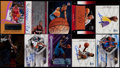 Basketball Cards:Lots, 1997-2006 Basketball Stars Autograph Card Collection (10)....
