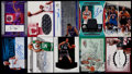 Basketball Cards:Lots, 1998-2005 Basketball Stars Autograph Card Collection (10)....