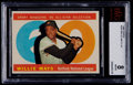 Baseball Cards:Singles (1960-1969), 1960 Topps Willie Mays All-Star #564 BVG NM-MT 8....