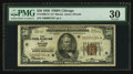 Fr. 1880-G* $50 1929 Federal Reserve Bank Note. PMG Very Fine 30