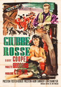 "Movie Posters:Adventure, North West Mounted Police (Paramount, 1950). First Post-War ReleaseItalian 4 - Foglio (55"" X 79"").. ..."
