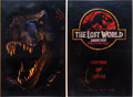 "Movie Posters:Horror, Jurassic Park II: The Lost World (Universal, 1997). Lenticular 3-DOne Sheet (27"" X 40"") Advance.. ..."