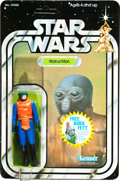 "Movie Posters:Science Fiction, Star Wars (Kenner, 1978). Action Figure (1.5"" X 3.75"") on UnpunchedCard (6"" X 9"") ""Walrus Man."". ..."