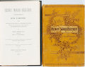 Books:Biography & Memoir, Henry Ward Beecher, subject. Pair of Biographies. Various publishers, [1887].... (Total: 2 Items)