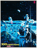 "Movie Posters:Science Fiction, 2001: A Space Odyssey (MGM, 1968). Lenticular 3-D Display (10.5"" X13.5"").. ..."