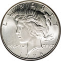 Peace Dollars: , 1928-S $1 MS65 PCGS. The 1928-S is considered by many Peace dollarexperts as the scarcest is...