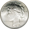 Peace Dollars: , 1935 $1 MS67 NGC. This example is tied with three others for finestcertified honors at NGC. ...