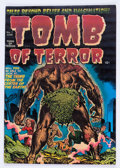 Golden Age (1938-1955):Horror, Tomb of Terror #1 File Copy (Harvey, 1952) Condition: VF-....
