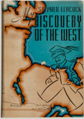 Books:Travels & Voyages, Stephen Leacock. My Discovery of the West. Boston and New York: Hale, Cushman, & Flint, [1937]....