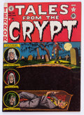 Golden Age (1938-1955):Horror, Tales From the Crypt #28 (EC, 1952) Condition: FN....