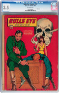 Bulls-Eye Comics #11 (Harry 'A' Chesler, 1944) CGC VG- 3.5 Off-white pages