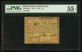 Colonial Notes:Rhode Island, Rhode Island July 2, 1780 $2 PMG About Uncirculated 55 EPQ.. ...