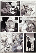 "Original Comic Art:Panel Pages, Bernie Wrightson Creepy #63 ""Jenifer"" Page 5 Original Art(Warren, 1974)...."