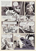 "Original Comic Art:Panel Pages, Bernie Wrightson Creepy #63 ""Jenifer"" Page 4 Original Art(Warren, 1974)...."