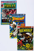 Bronze Age (1970-1979):Horror, Marvel Bronze Age Horror Group (Marvel, 1970s) Condition: AverageFN/VF.... (Total: 67 Comic Books)