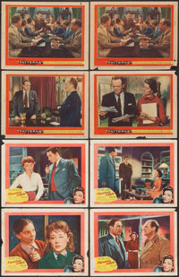 Personal Affair & Others Lot (United Artists, 1954). Title Cards (4), Lobby Cards (106), Lobby Card Sets of 8 (3 Set...