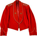 Military & Patriotic:Foreign Wars, British Officer's Mess Dress Jacket....