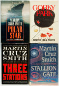 Books:Mystery & Detective Fiction, [Mystery]. Martin Cruz Smith. Group of Four Books. Variouspublishers and dates.... (Total: 4 Items)