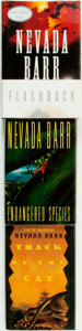 Books:Mystery & Detective Fiction, [Mystery & Detective Fiction]. Nevada Barr. Group of ThreeBooks, One of Which is SIGNED. New York: G. P. Putnam's Sons,[va... (Total: 3 Items)