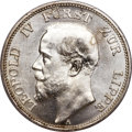 German States:Lippe-Detmold, German States: Lippe-Detmold. Leopold IV 3 Mark 1913-A MS65PCGS,...