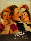 "Movie Posters:Musical, The Great Ziegfeld (MGM, 1936). Lobby Displays (2) (34.5"" X 44.5"").. ... (Total: 2 Items)"