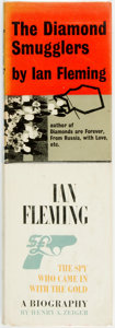 Books:Mystery & Detective Fiction, [Ian Fleming]. Pair of First Editions by or about Ian Fleming.Various publishers and dates. ... (Total: 2 Items)